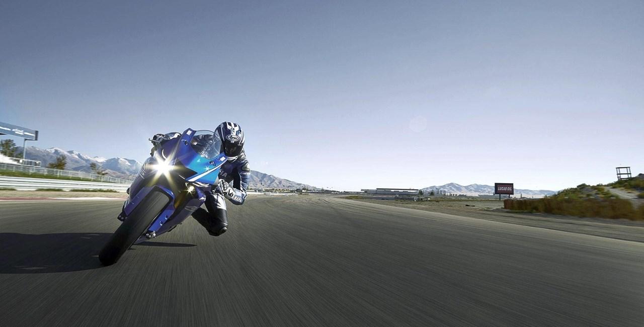 Yamaha YZF-R6 2017 Test