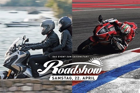 Honda Roadshow 2017