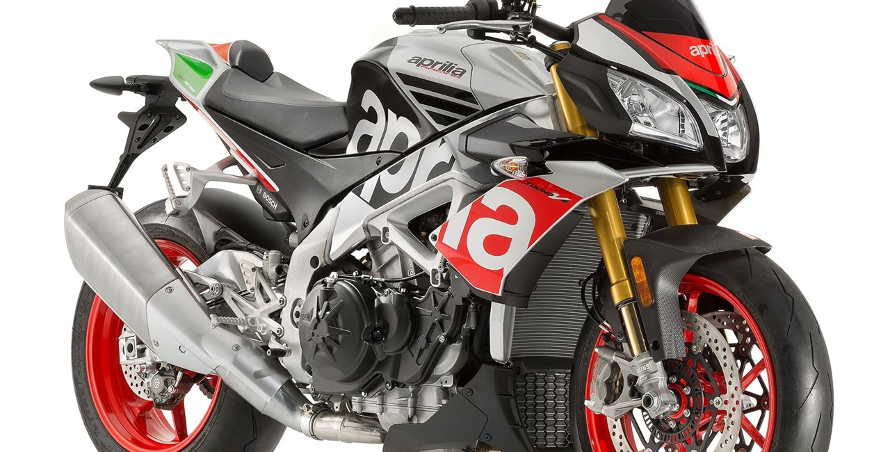 "APRILIA ""Face The Race"""