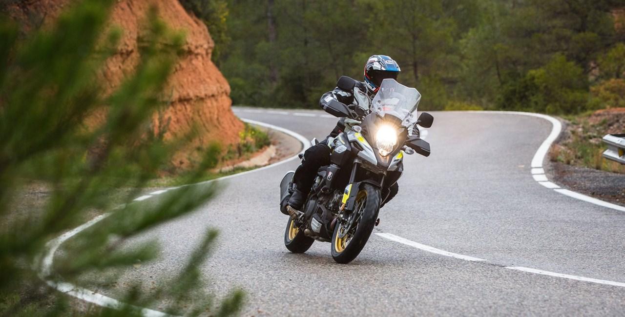 Suzuki V-Strom 1000 / V-Strom 1000XT 2017
