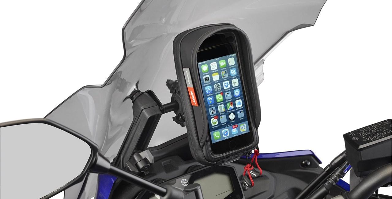 GPS und Smartphone-Halterungen von GIVI