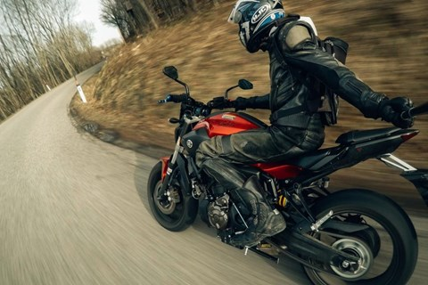 Yamaha MT-07 Tuning