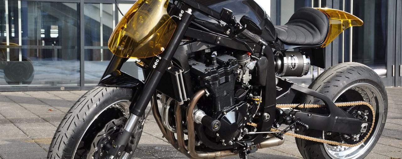 Suzuki GSXR1100 von Stephan Hanemann