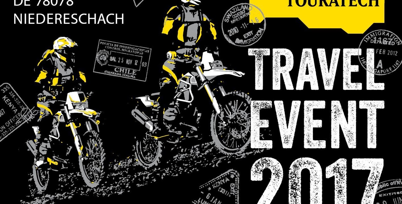 Jede Menge Action beim Touratech Travel Event