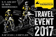 Touratech Travel Event 9. bis 11. Juni in Niedereschach