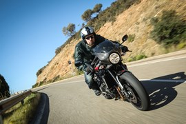 Yamaha XSR900 Abarth Test 2017