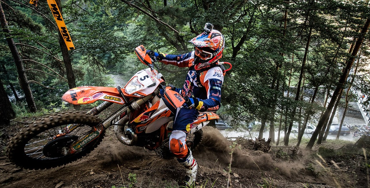 Go with your Pro Enduro-Training mit Andi Lettenbichler
