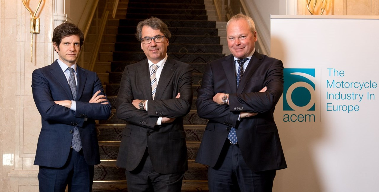 Stefan Pierer zum Präsidenten des Verbands ACEM gewählt