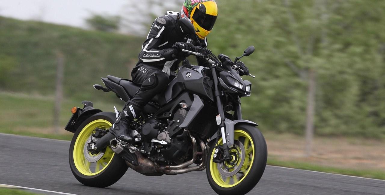 Die neue Yamaha MT-09 im Tracktest