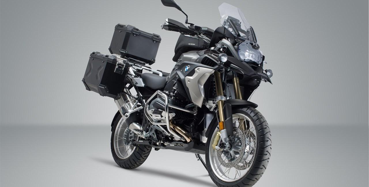 Neues SW-MOTECH Zubehör für die BMW R 1200 GS