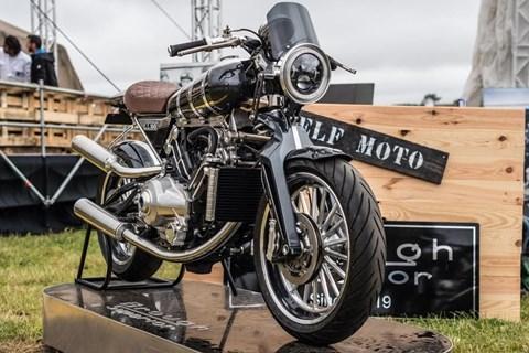 Motorrad restaurieren: mit wenig Aufwand zum Traum-Oldi