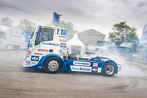 Truck Race Trophy 2017 l 12. – 14. Mai auf dem Red Bull Ring