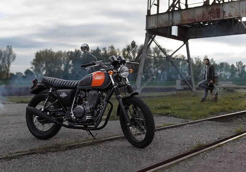 ☆MASH☆ Motorräder - die classic und retro Motorradmarke