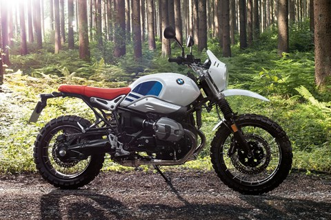 BMW R nineT Urban G/S Test 2017