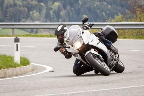 BMW F 800 GT 2017 Test