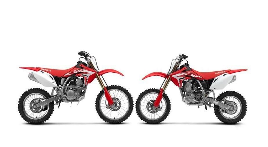Honda CRF450R Modellpflege für 2018