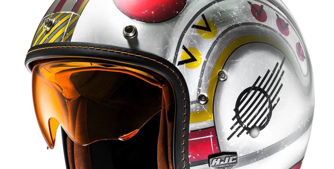 HJC FG-70's Luke Skywalker X-Wing