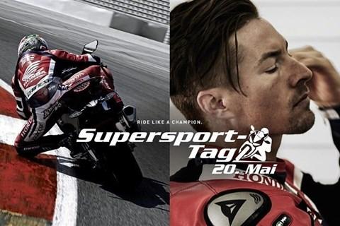 Entdecke die Welt der Honda Supersportler am 20. Mai