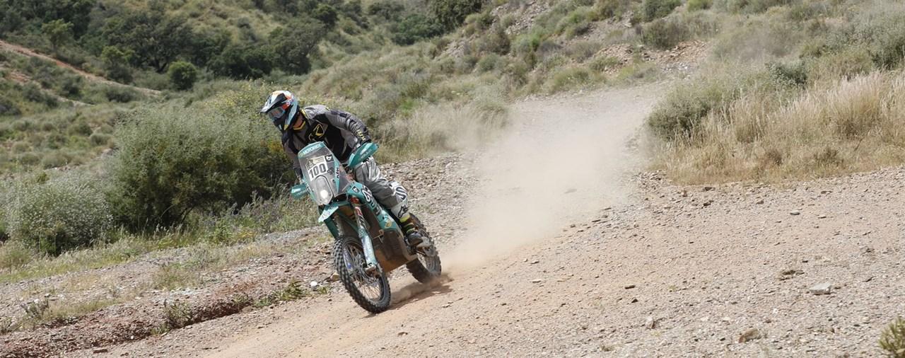 Motorex wird 100 und Vauli fährt die Dakar-KTM 450 Rally!
