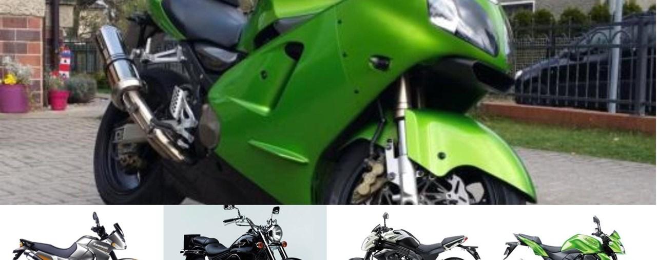 Top 5: Die besten Kawasakis aller Zeiten