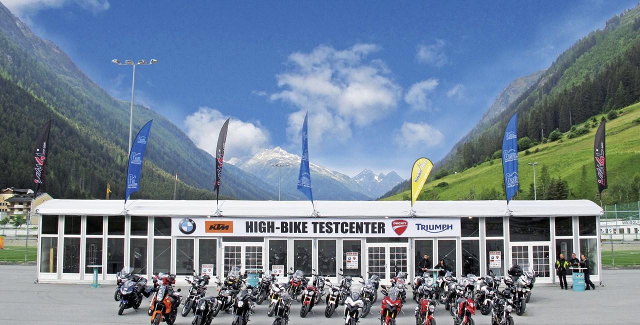 """""""High-Bike Testcenter Paznaun"""" startet in die siebte Saison"""