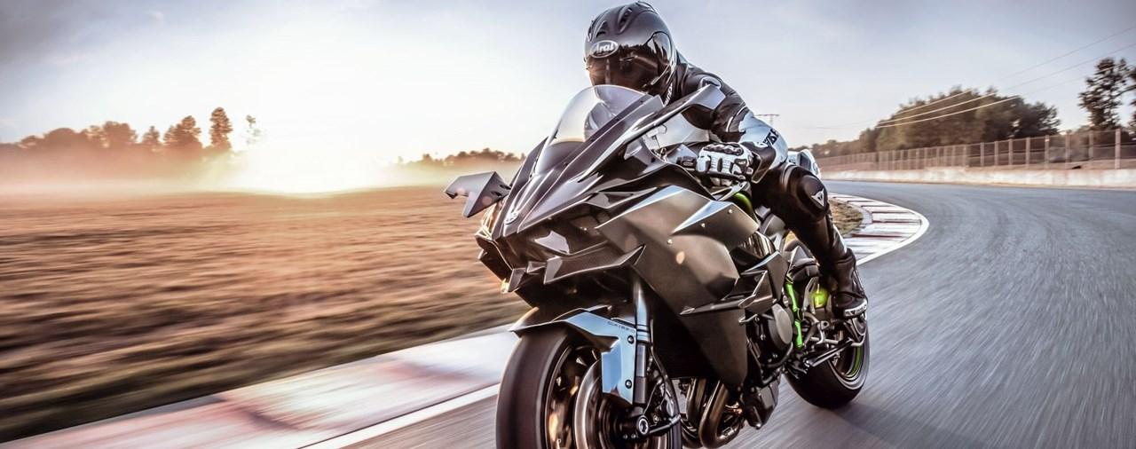 Kawasaki Ninja H2 Carbon jetzt in Österreich erhältlich!