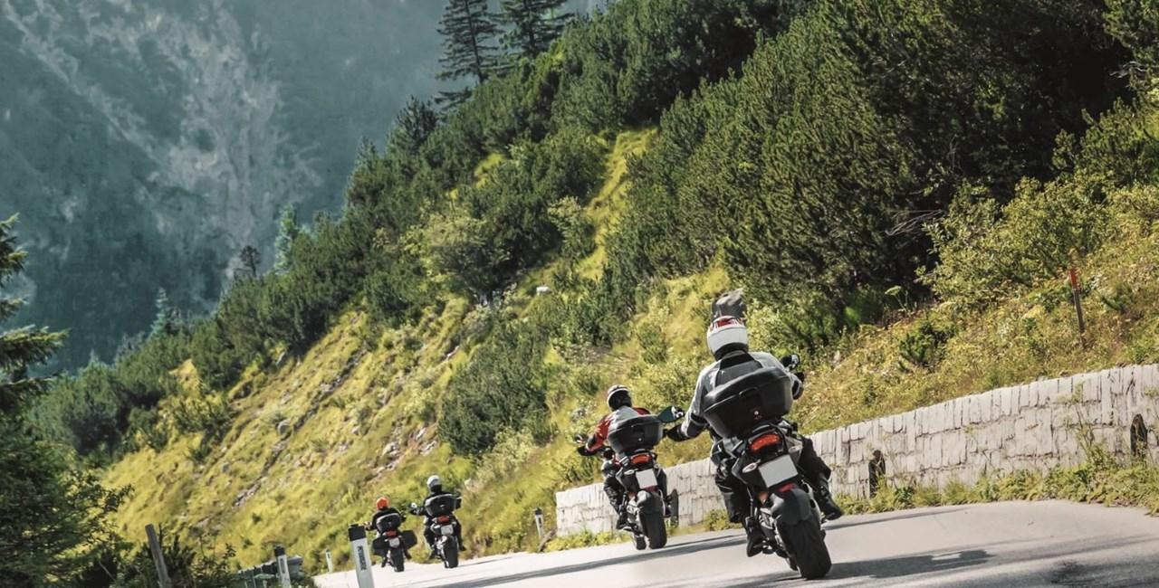 Mit MotorradreifenDirekt.at auf zu neuen Abenteuern