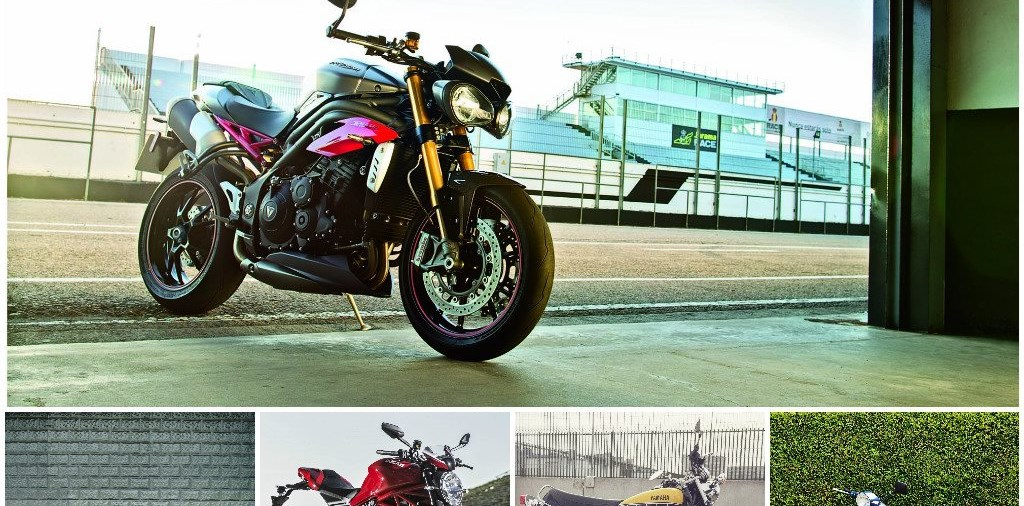 Ducati Monster Sr  Top Speed