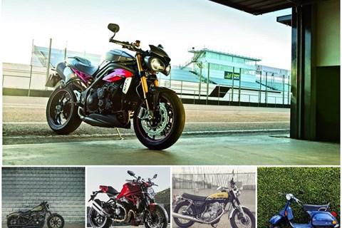 Top 5: Leistbare Motorrad Stilikonen
