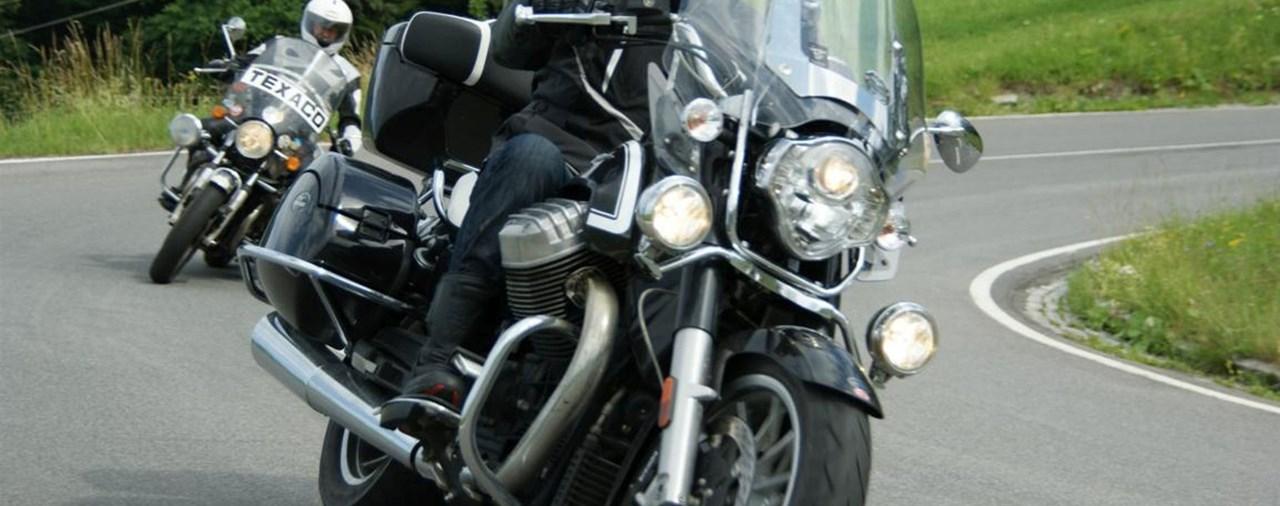 23. Internationales Moto Guzzi Treffen in Kirchberg am Wechsel