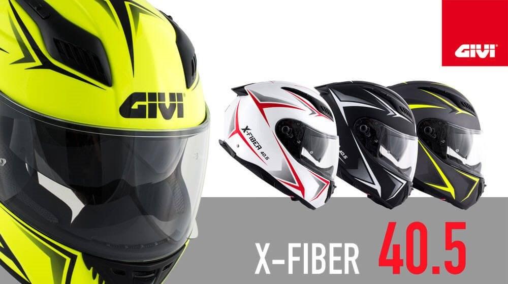 HPS 40.5 der neue Top Helm aus dem GIVI Sortiment