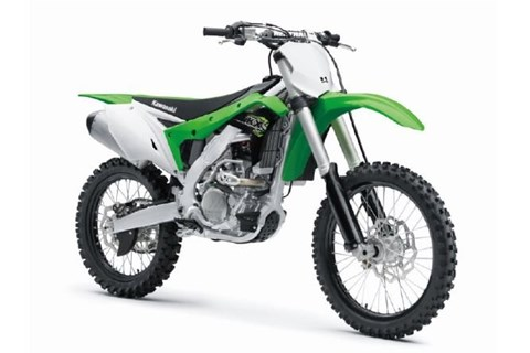Kawasaki MX Updates für 2018