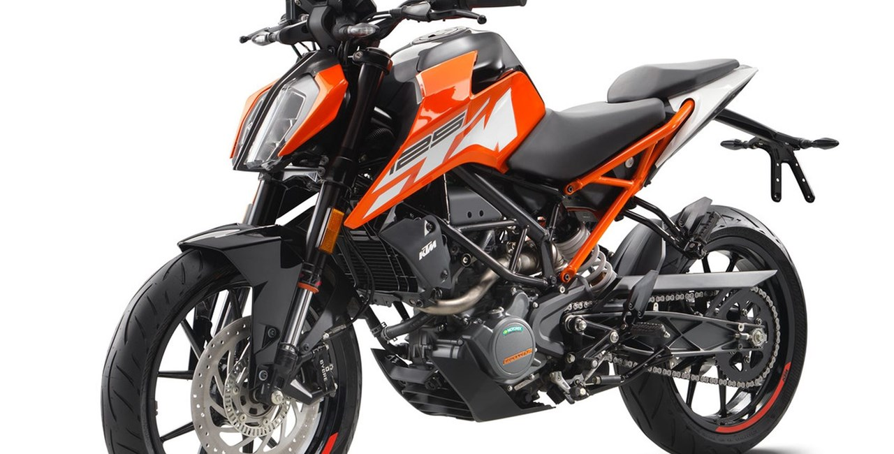 Rückruf für KTM 125 Duke und KTM 390 Duke-Modelle