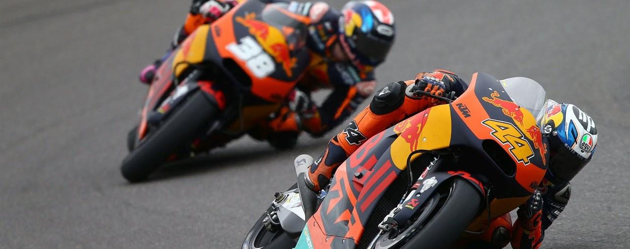 Am Spielberg steigt erstes MotoGP-Heimrennen für KTM