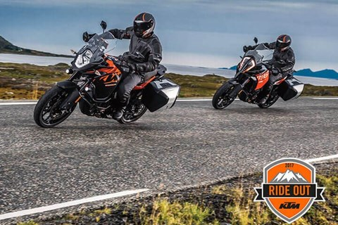 KTM Ride out 2017