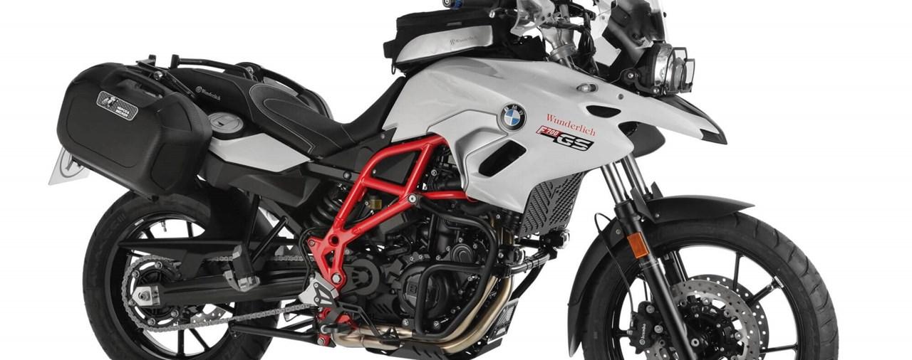 Wunderlich Zubehör für BMWs  F 700 GS