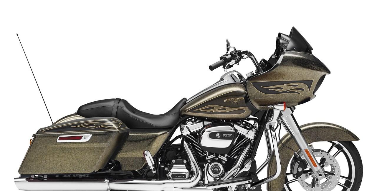 Harley Davidson Road Glide Special 2017 Test