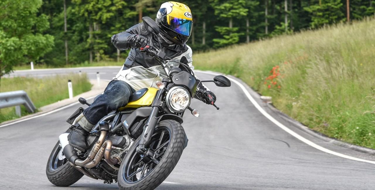 Ilmberger Carbon 2017 - Ducati Scrambler Icon