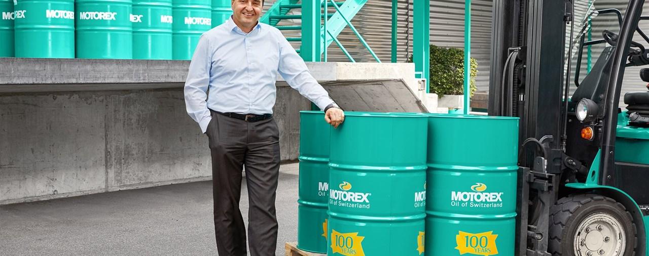Interview mit Edi Fischer, CEO BUCHER-MOTOREX-GRUPPE