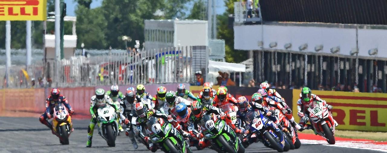 Die Superbike-WM erleben und selbst auf dem Lausitzring Gas geben