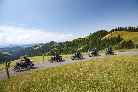 Das Berner Oberland mit BMW – Teil I