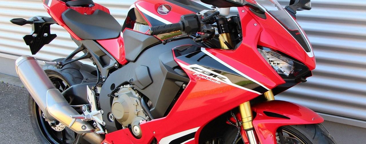 Motorradzubehör für neue Honda CBR 1000 RR ABS Modelljahr 2017