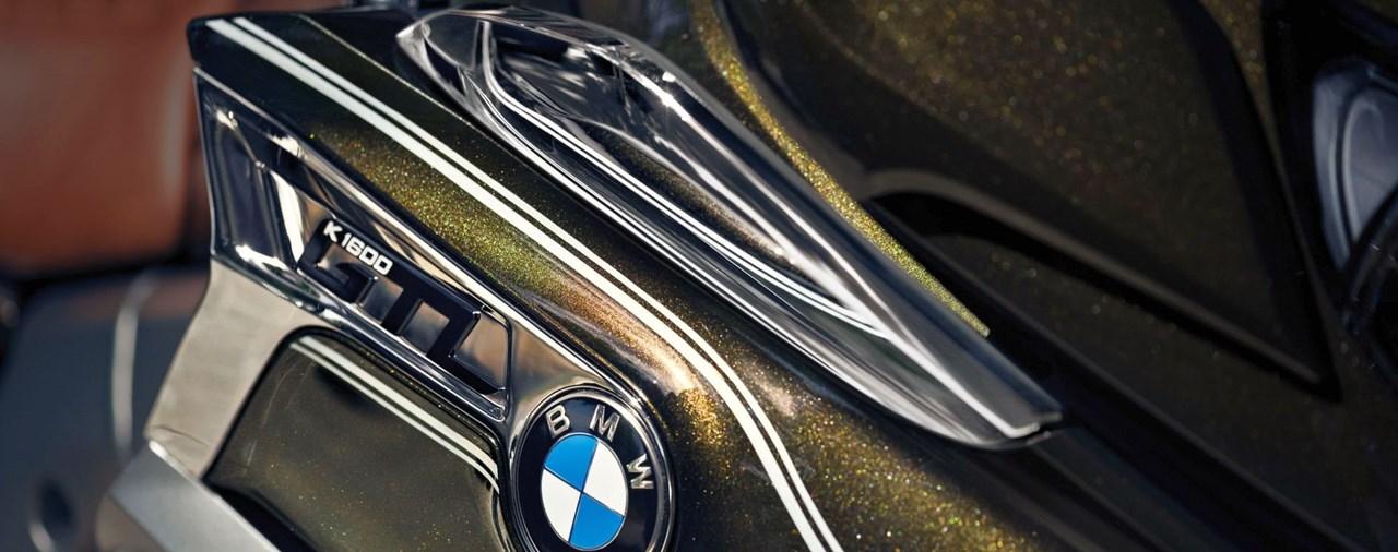 BMW Motorrad Spezial - Customizing ab Weg nach deinen Wünschen