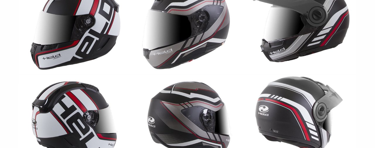Held Helme - made by Schuberth