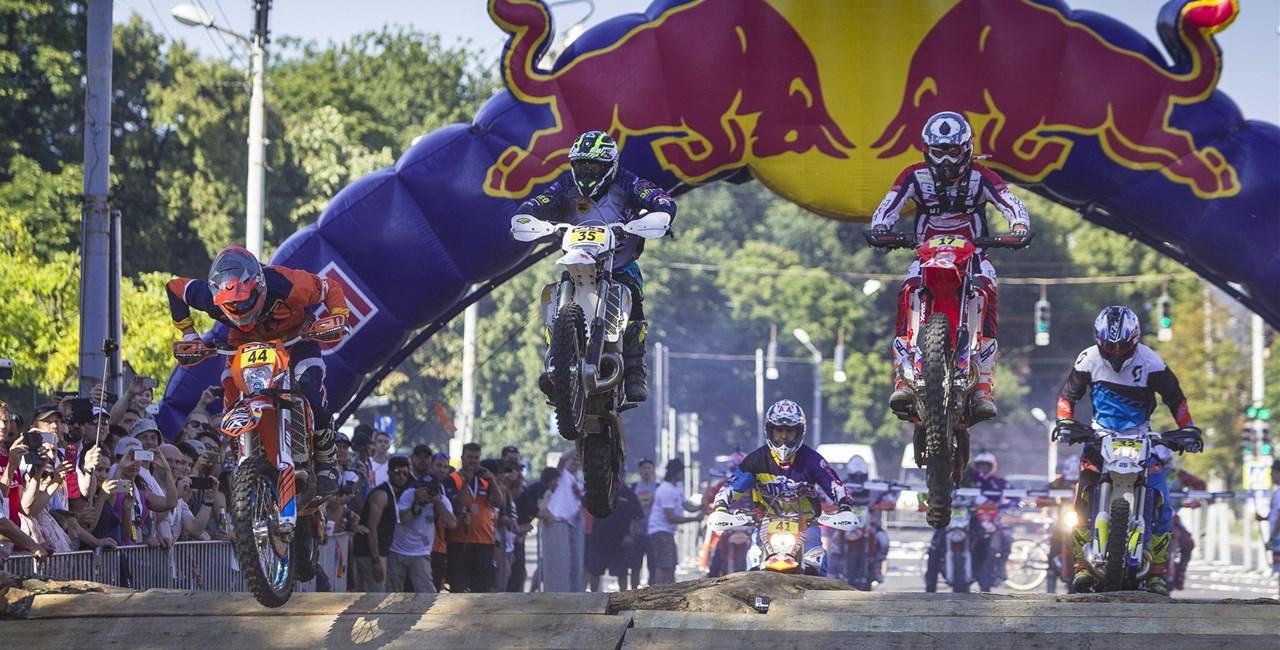 Red Bull Romaniacs 2017 - Die Wilde