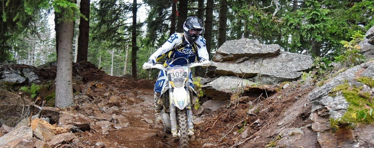 Enduro- Trophy Möderbrugg am 22.07.2017