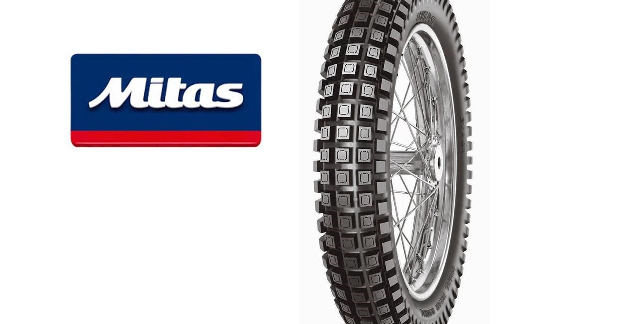 Mitas Reifen: Erstausrüstung der neuen GasGas Trial Motorräder