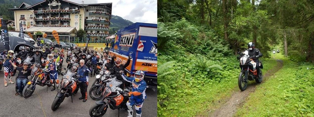 KTM Adventure Day 2017 - Ein voller Erfolg