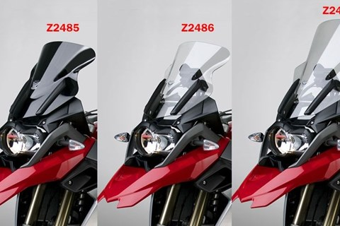 Hornig Windschild für BMW R 1200 GS & R 1200 GS Adventure