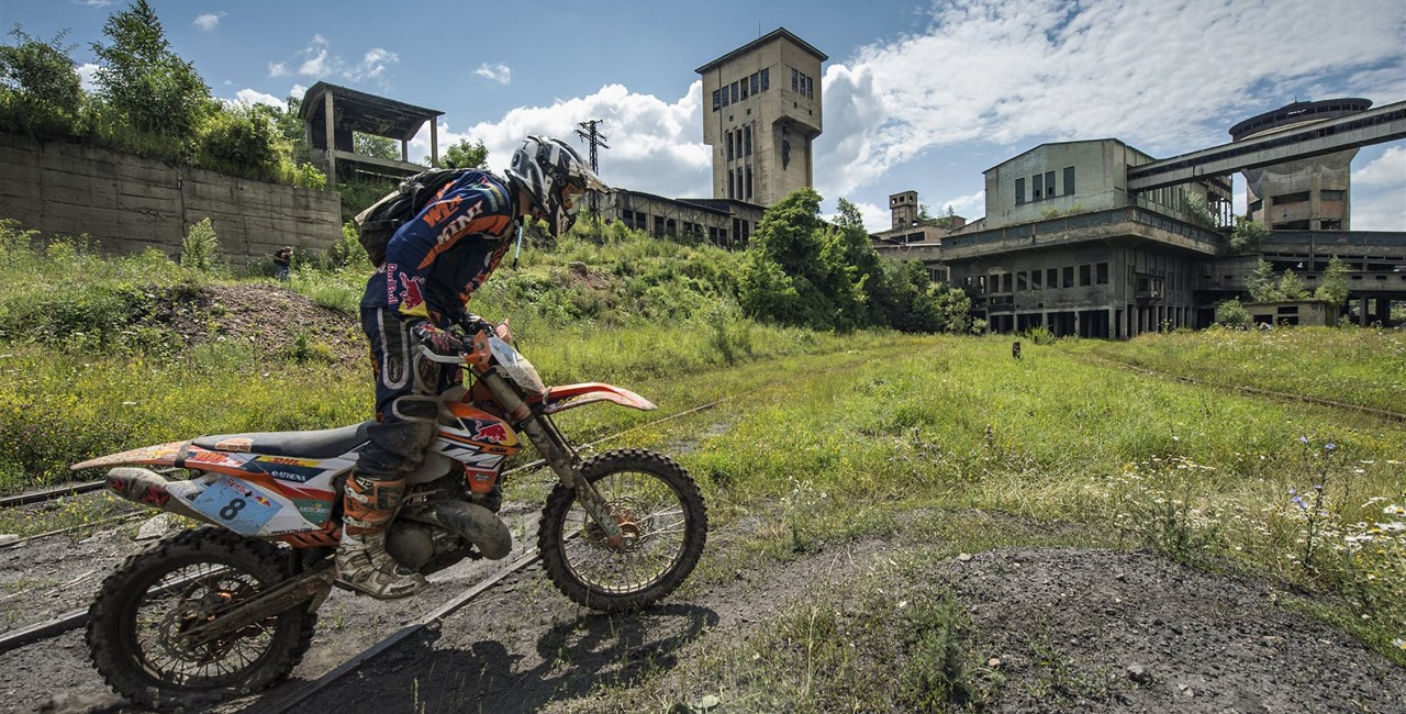 RED BULL ROMANIACS 2017 Philipp Scholz hat gepackt!